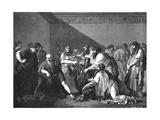 Hippocrates, Artaxerxes Giclee Print by C Laplante