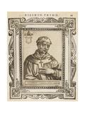 Pope Sisinnius Giclee Print