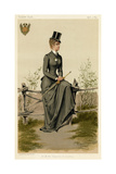 Elizabeth, Empress of Austria Giclee Print by C De Grimm