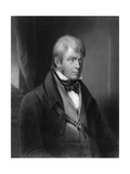 Sir Walter Scott Giclee Print by C S Newton