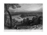 Richmond Hill, Surrey Giclee Print by Birket Foster