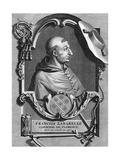 Francesco Zabarella Giclee Print by Bernard Picart