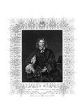 Lucius Viscount Falkland Giclée-Druck von Antony Van Dyck