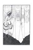 The Morning Dream Giclee Print by Aubrey Beardsley