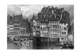 France Strasbourg Giclee Print by Birket Foster