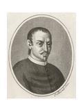 Pietro Carrera Giclee Print by C Biondi