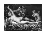 Danae Giclee Print by Antony Van Dyck