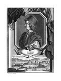 Poggio Bracciolini Giclee Print by Bernard Picart
