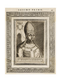 Pope Zosimus Giclee Print