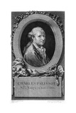 Charles Palissot Giclee Print by Charles Monnet