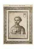 Pope Stephanus I Giclee Print