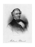 Millard Fillmore Giclee Print by B Hall