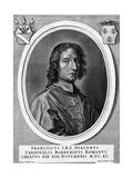 Francesco Barberini Giclee Print by Carlo Marati