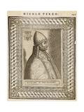Pope Nicholaus III Giclee Print