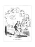 Origin Species, Ch Bennett, Courting Man - Frog Giclee Print by Charles H Bennett