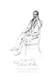 David Macbeth Moir Giclee Print by Daniel Maclise