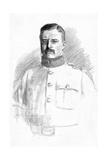 Theodore Roosevelt Giclee Print by Charles Dana Gibson