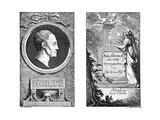 Ludwig Hoelty Premium Giclee Print by Daniel Chodowiecki