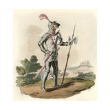 Robert Chaumberleyn Giclee Print by Charles Hamilton Smith