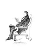 John Baron Lyndhurst Giclee Print by Daniel Maclise