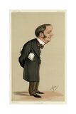 Sir Charles Forster, Vanity Fair Giclee Print by Carlo Pellegrini