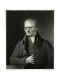 John Dalton Giclee Print by C. Turner