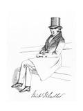 Michael Sadler Giclee Print by Daniel Maclise