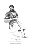 Francis Lord Ellesmere Giclee Print by Daniel Maclise