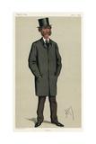 Lt-Col Edmund Y.W. Henderson, Vanity Fair Giclee Print by Carlo Pellegrini