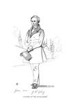 George Robert Gleig Giclee Print by Daniel Maclise