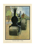 Roller Giclee Print by Charles Robinson