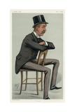 Oliver George Paulet Montagu Giclee Print by Carlo Pellegrini