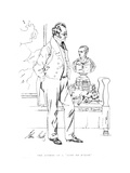 John Galt, Writer Giclee Print by Daniel Maclise