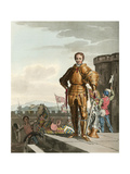 Richard Earl of Warwick Premium Giclee Print by Charles Hamilton Smith