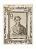 Pope Eleutherius Giclee Print