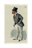4th Earl of Clonmell, Vanity Fair Giclee Print by Carlo Pellegrini