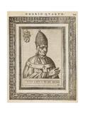 Pope Honorius IV Giclee Print