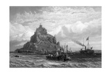 Mont Saint-Michel Giclee Print by Clarkson Stanfield