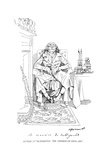 Talleyrand in Repose Giclee Print by Daniel Maclise