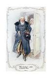 John Middleton, Austen Giclee Print by C.e. Brock