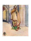 Englishman 1120 Giclee Print by Dion Clayton Calthrop