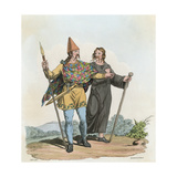 Belgic Britons Bc Giclee Print by Charles Hamilton Smith