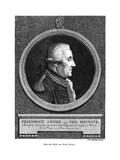 Friedrich Anton Heinitz Giclee Print by Daniel Berger