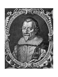 Peter Ernst Von Mansfeld Giclee Print by Crispin De Passe