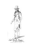 Samuel Egerton Brydges Giclee Print by Daniel Maclise