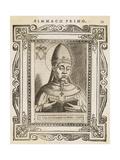 Pope Symmachus Giclee Print
