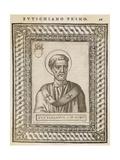 Pope Eutychianus Giclee Print