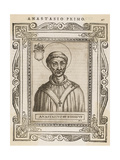 Pope Anastasius I Giclee Print