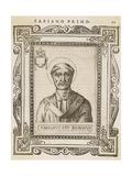 Pope Fabianus Giclee Print