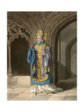 Roger Walden Archbishop Giclee Print by Charles Hamilton Smith